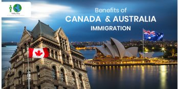 Benefits of Australia and Canada Immigration